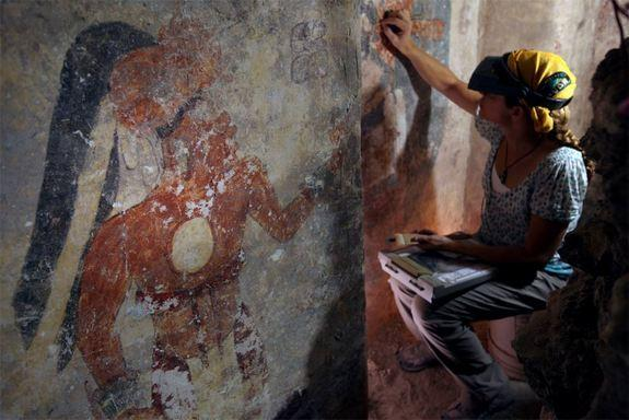 Nevermind the Apocalypse: Earliest Mayan Calendar Found