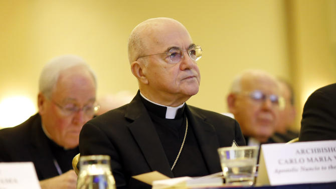 US Catholic bishops focused on marriage, religious liberty