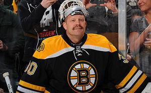 Tolling Tim Thomas, fighting rises, and sacred goalies