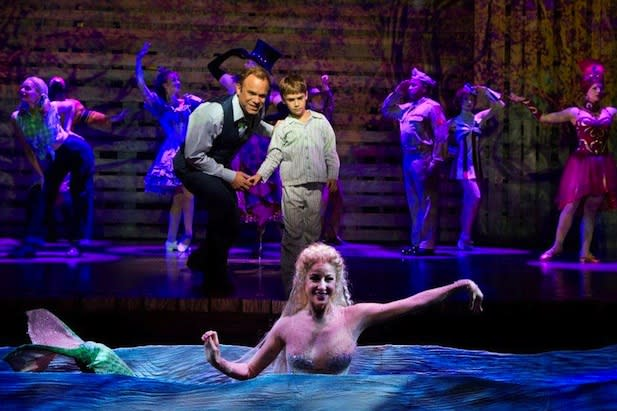 'Big Fish' Theater Review: It Sings, It Dances, but Wait — Isn't That 'The Little Mermaid'?