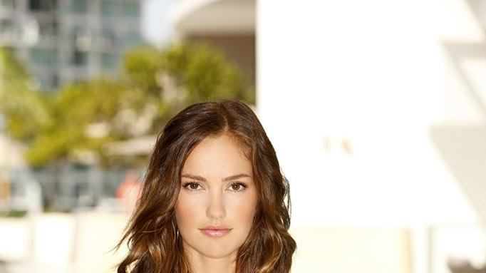 "Minka Kelly stars as Eve French in ""Charlie's Angels."""