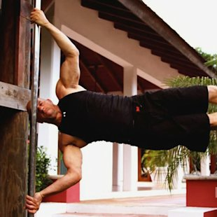 Vin Diesel's Workout Body