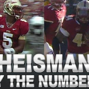 Heisman Finalists | ACC By the Numbers