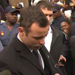 Friend Gives Details of Pistorius' Gun Use