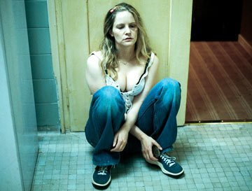 Jennifer Jason Leigh in Pararmount Classics' The Machinist