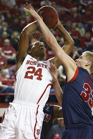 Warren, Turner lead NC State past Detroit, 82-79