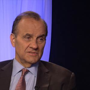 Joe Torre raises awareness for prostate cancer