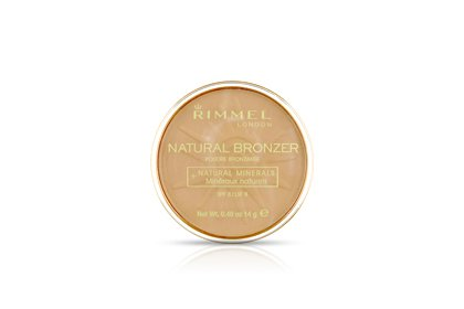 THE BEST NO. 10: RIMMEL LONDON NATURAL BRONZER, $4.29