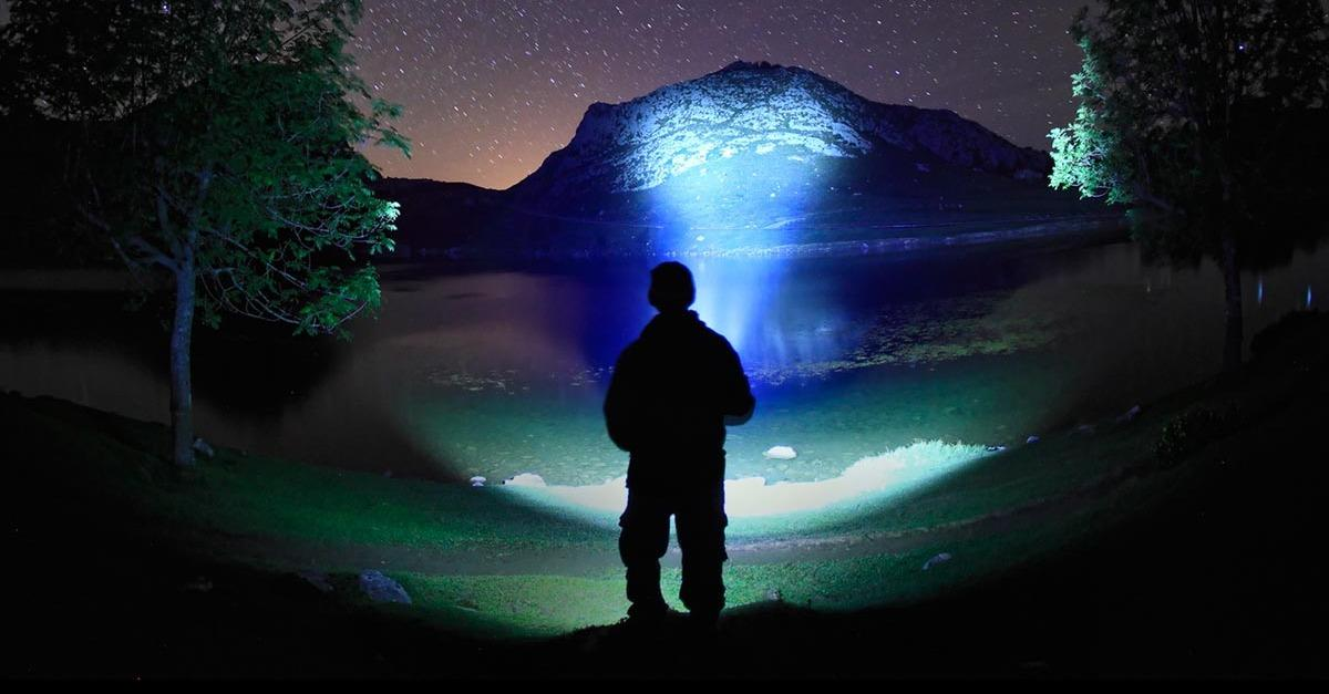 Insane Military Flashlight Now Available to Public