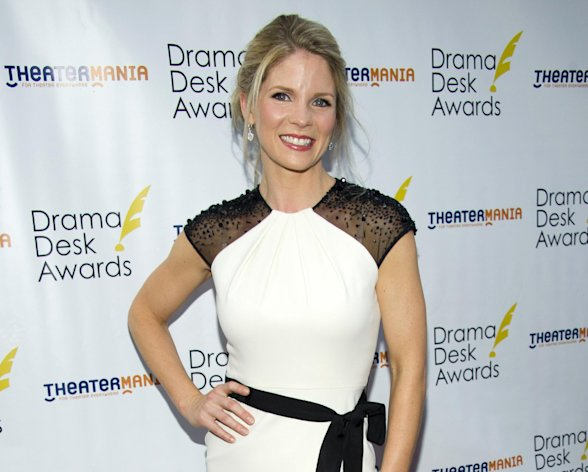 FILE - This June 3, 2012 file photo shows actress Kelli O&#39;Hara at the 57th Annual Drama Desk Awards in New York. O&#39;Hara will be taking a break from singing Gershwin songs on Broadway early next year _ to song Rodgers & Hammerstein tunes with the The New York Philharmonic. The Philharmonic said Monday, Nov. 12, that O&#39;Hara, currently starring in Nice Work If You Can Get It at the Imperial Theatre, will appear as Julie Jordan in a production of Carousel running from Feb. 27 to March 2. (Photo by Charles Sykes/Invision/AP, file)