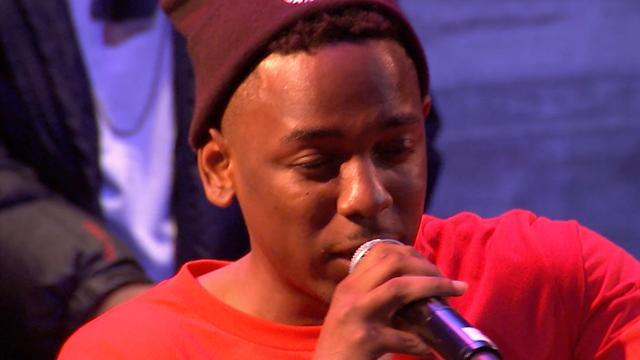 Kendrick Lamar - Backseat Freestyle (Last.fm Live in NYC)