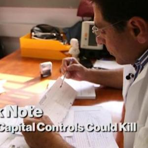 Capital Controls: a Hard Pill to Swallow