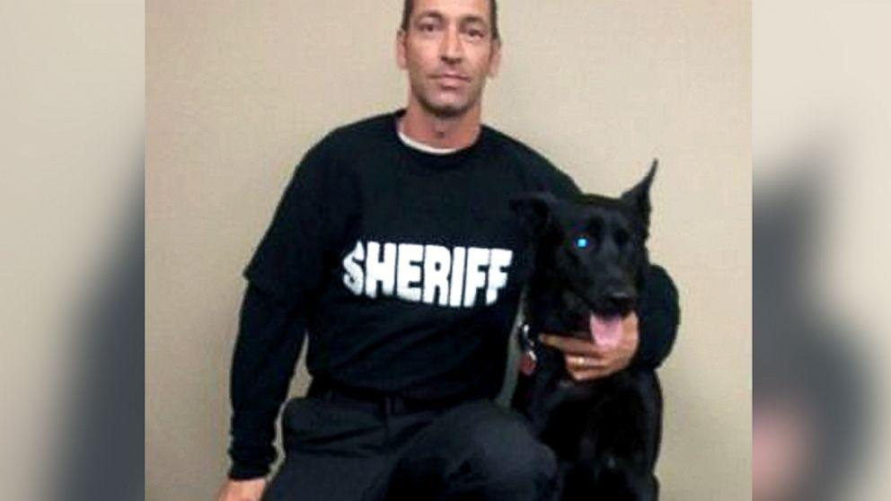 Police Dog Rescues Deputy After He's Ambushed By 3 Men