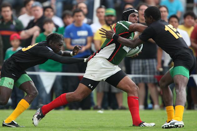 Mexico v Jamaica - IRB Rugby World Cup 2015 Qualifying