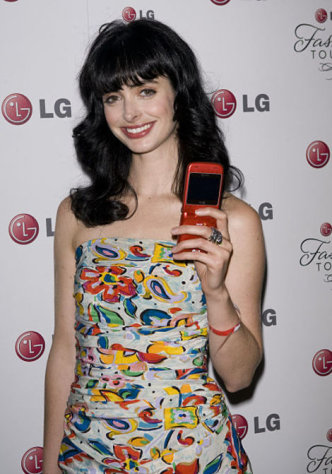 Krysten Ritter is one of many actresses who are interested in starring in '50 Shades of Grey'
