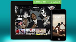 Rockpack Makes Videos, Mobile News Easier to View image rockpack