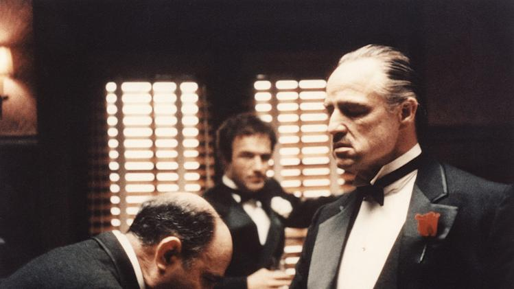 100 Movies Gallery The Godfather