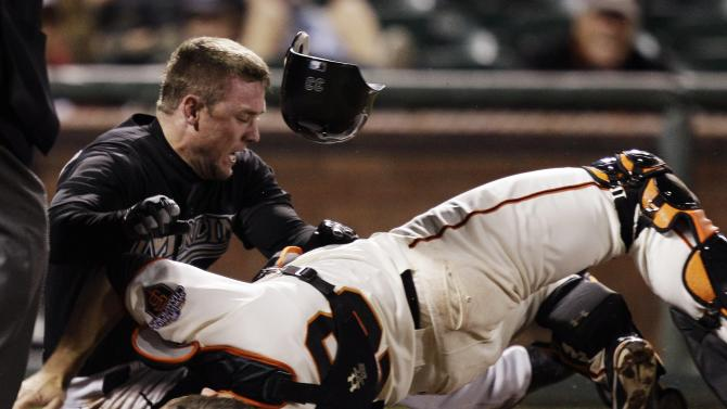 Injuries, losses prompt MLB to seek collision ban