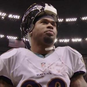 Tools for Victory: Baltimore Ravens wide receiver Steve Smith