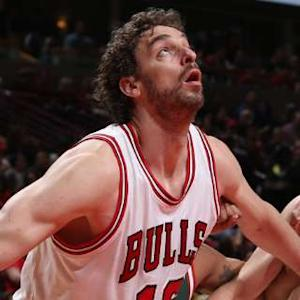 Assist of the Night: Pau Gasol