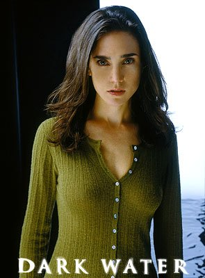 Jennifer Connelly in an unused poster concept for Touchstone's Dark Water
