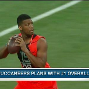 NFL Media's Ian Rapoport: Quarterback Jameis Winston should be a lock in Tampa