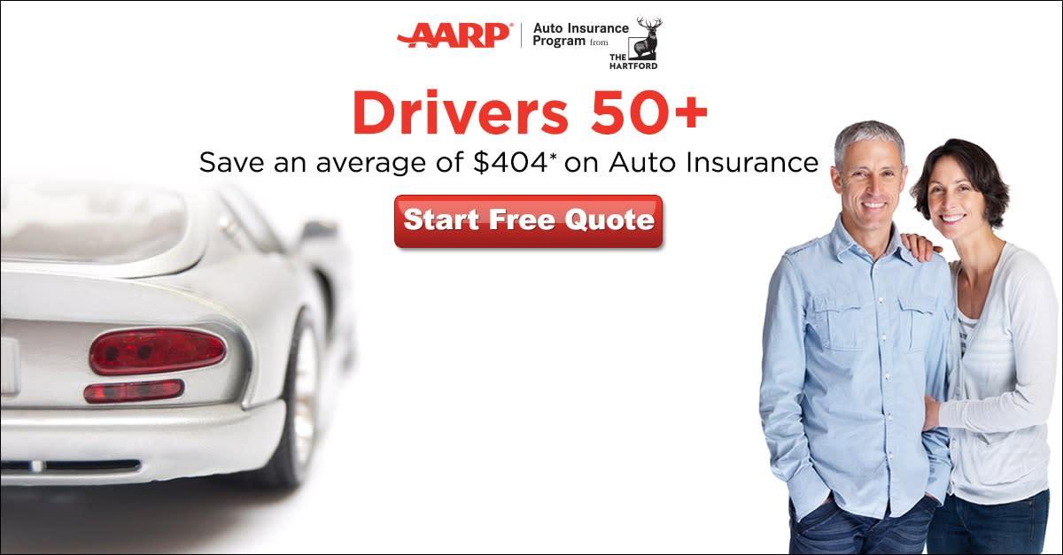 AARP® Auto Insurance Program from The Hartford