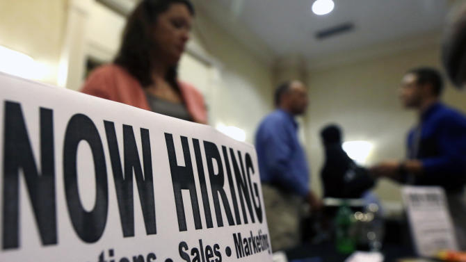 Solid job growth in last reading before election