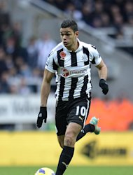 Hatem Ben Arfa's injury is not as bad as first feared
