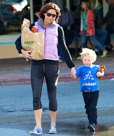 Minnie Driver Reveals Son Henry's Father After 3 Years