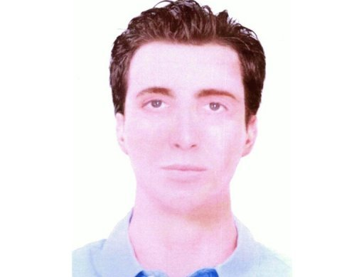 """The face of the suicide bomber"" is seen in this composite image"