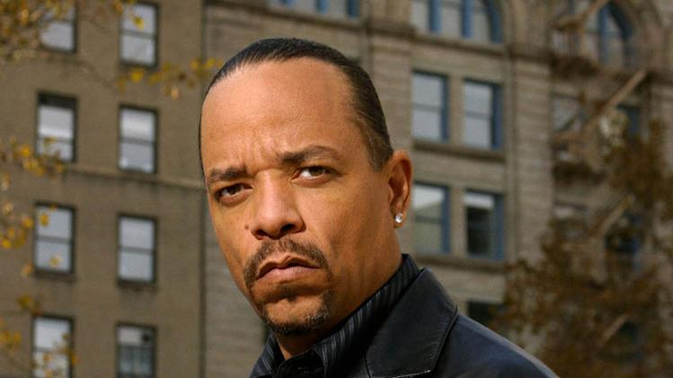 "<a href=""/baselineperson/4132995"">Ice-T</a> stars as Det. Odafin ""Fin"" Tutuola in Law & Order: SVU on NBC."