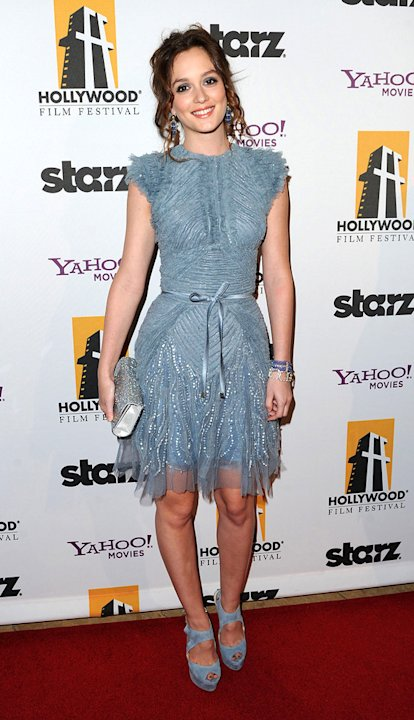 2010 Hollywood Awards Leighton Meester