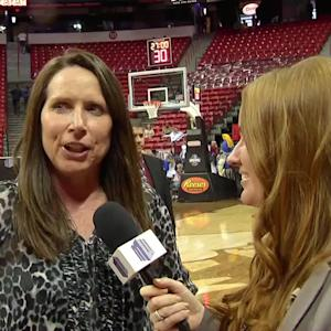 The Mountain West Network chats with UNLV Head Coach Kathy Olivier