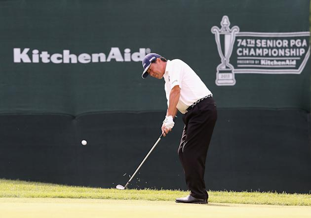 Senior PGA Championship presented by KitchenAid - Round Three