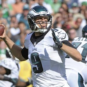 Redskins at Eagles Preview