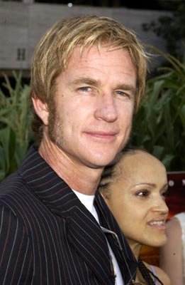 Matthew Modine at the New York premiere of Touchstone's Signs