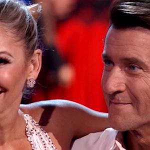 'DWTS' Couple Robert Herjavec and Kym Johnson Really Are 'Madly In Love'