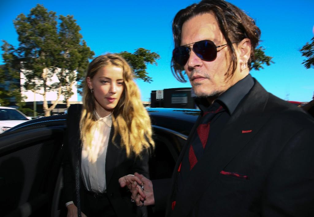 Depp's estranged wife files domestic violence police report