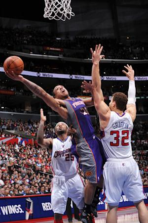 Brown scores 21 as short-handed Suns beat Clippers