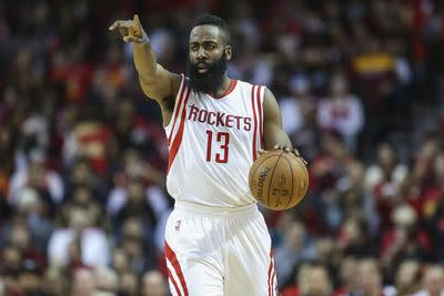 James Harden's durability should make him the MVP favorite