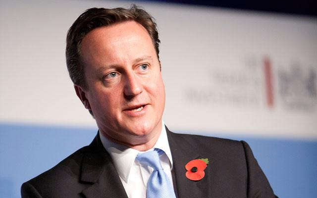 Welcome to Twitter, David Cameron
