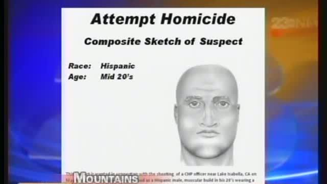 Suspects Wanted For Shooting CHP Officer
