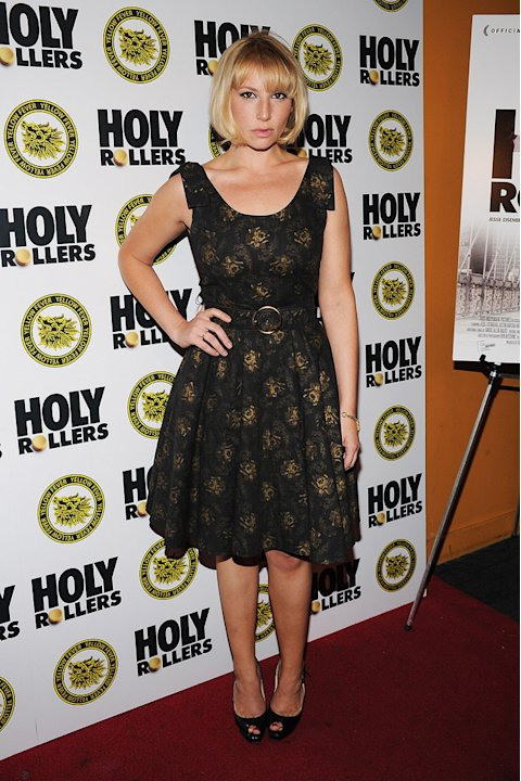 Holy Rollers NY Premiere 2010 Ari Graynor