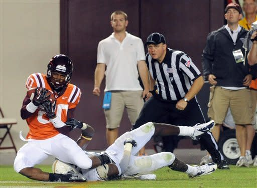Virginia Tech edges Georgia Tech in OT