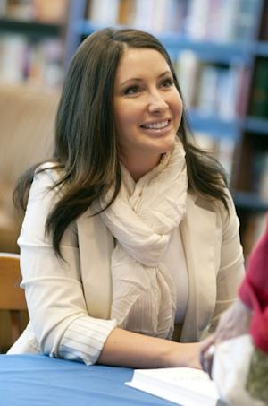 Bristol Palin signs copies of her book 'Not Afraid Of Life: My Journey So Far' at Barnes & Noble in Phoenix, July 9, 2011  -- Getty Images