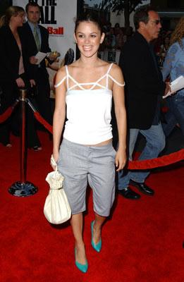 Rachel Bilson at the Los Angeles premiere of 20th Century Fox's Dodgeball: A True Underdog Story