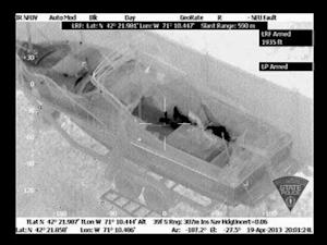 Could the Boston Bomber Have Fled From Infrared?