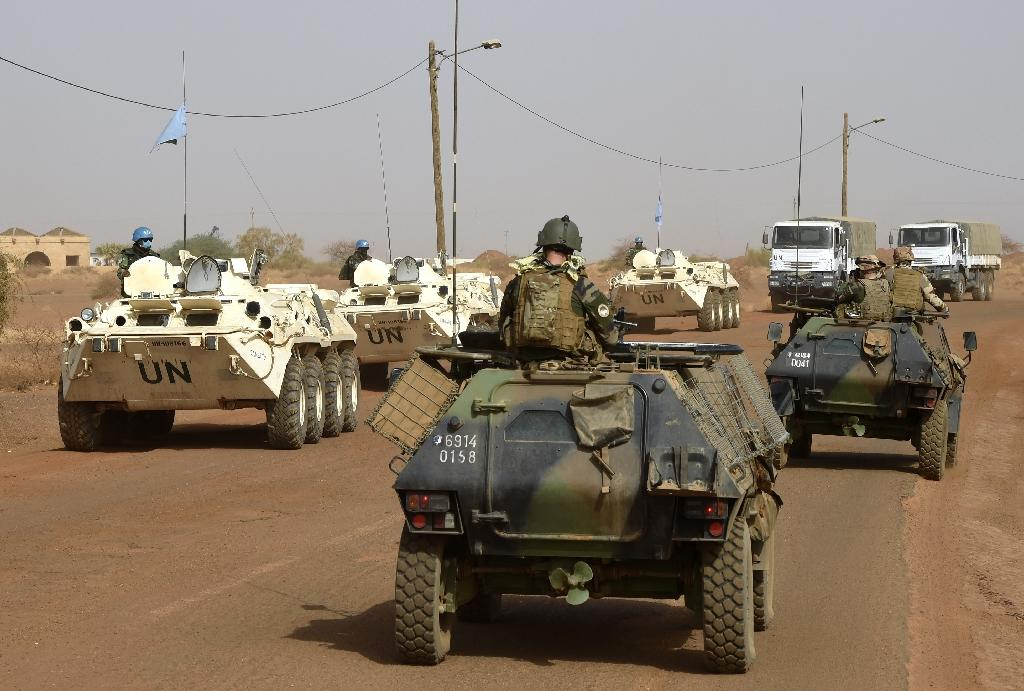 AQIM Islamists claim two attacks against UN in Mali: Mauritanian agency