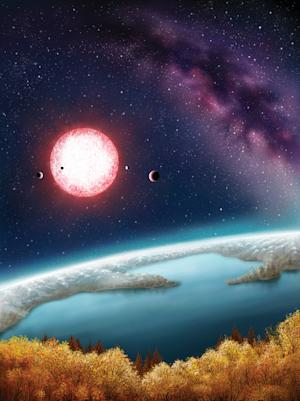 5 Things to Know About Alien Planet Kepler-186f, 'Earth's Cousin'